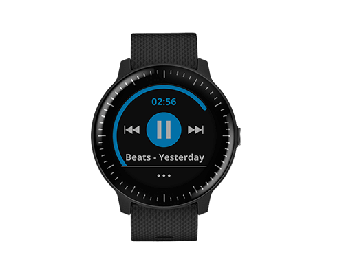 vívoactive® 3 music - GPS Smartwatch with Music Storage and Playback