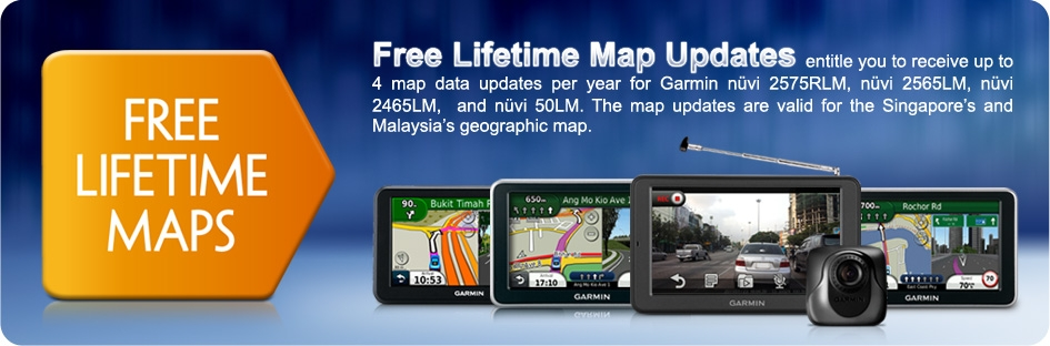 Garmin Map Update Free >> Garmin Announces Free Lifetime Map Update And Its New Product Line