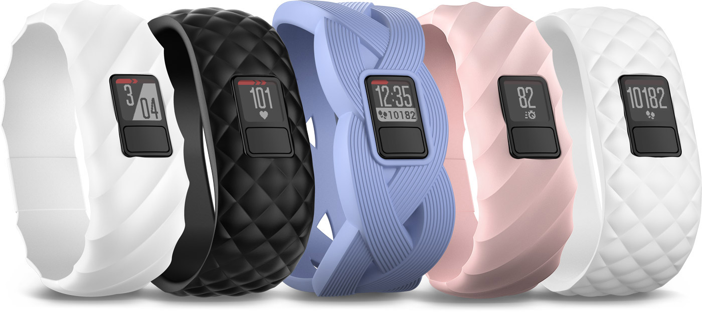 vívofit 3 Style Collection bands